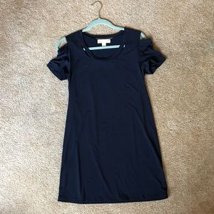 MICHAEL Michael Kors cutout dress
